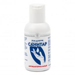 Гель для рук антибактериальный «Санитар»