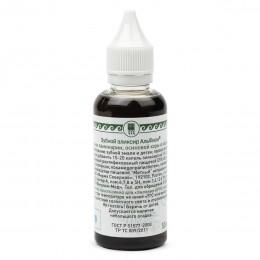 Эликсир зубной «Альфион» с экстрактом ламинарии, осиновой коры и хлорофиллом